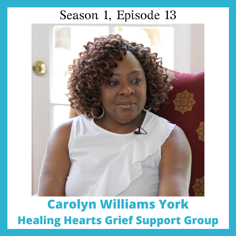 Life on Purpose TV S1 E13 Carolyn Williams York